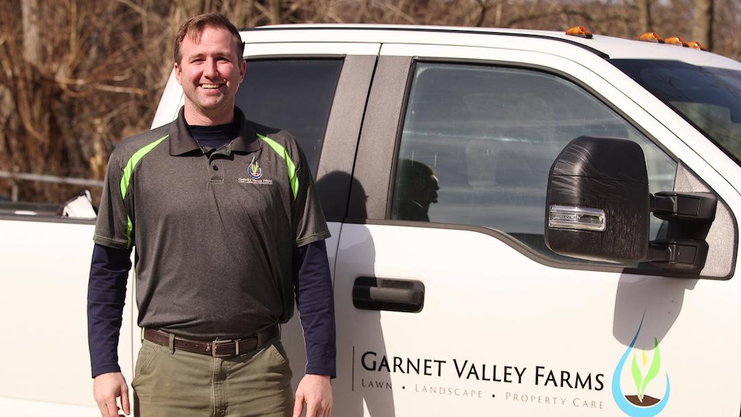 Pat McCusker Landscaping Team Member